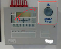Spider Fire Alarm Meme - the new fire alarm system has an exciting feature funny