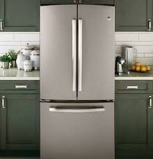 ge 22 7 cu ft french door refrigerator gns23gmhes ge appliances
