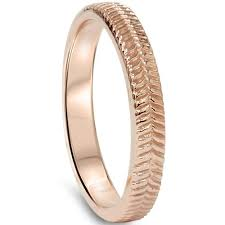 ring size mens k gold carved braided mens wedding band ring size in