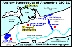 Map Of Ancient Europe by Maps Of Ancient Synagogue Location Sites First Century Jesus
