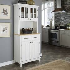 Hutch Bar And Kitchen Kitchen Decorative Black Kitchen Hutch Portable Counter Island