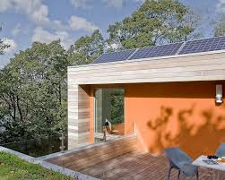 leed home plans orleans modern green home zeroenergy design