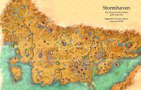 Bal Foyen Treasure Map 1 Stormhaven Map The Elder Scrolls Online Game Maps Com