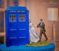 doctor who cake topper dr who wedding cakes