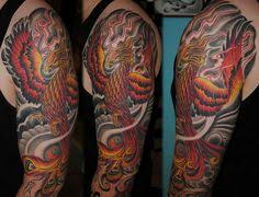 symbolic meanings of phoenix tattoos for men tattoos for men