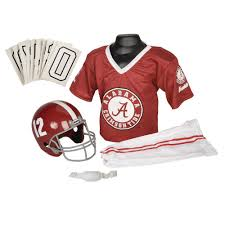 Alabama Crimson Tide Home Decor by Alabama Crimson Tide Football Uniform Kids