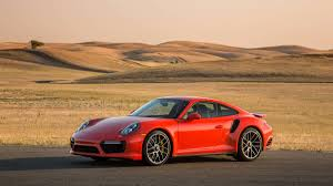 porsche 911 orange 2017 porsche 911 turbo and turbo s review with horsepower price