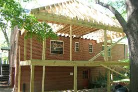 Shed Roof Screened Porch Triad Home Improvements Signature Screened Porch
