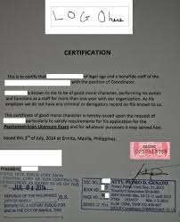 philippine psychometricians licensure exam reviewer sample of