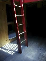 how to build a wooden loft ladder hunker