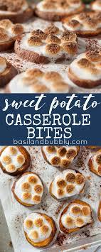 sweet potato casserole bites recipe sweet potato recipes sweet