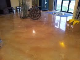polished concrete high traffic flooring serving dayton