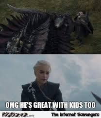 Funny Snow Meme - jon snow is great with kids funny game of thrones meme pmslweb