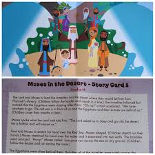 discover moses in the desert preschool crafts pray species