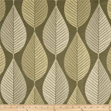 Home Decor Weight Fabric by Chair Fabric Hgtv Home Loose Leaf Jacquard Quartz Home