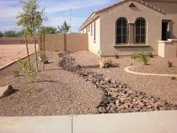 Landscape Rock Phoenix by Desert Rock Garden Ideas Desert Landscaping Ideas With River Rock