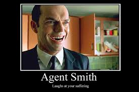 Meme Smith - agent smith by spockhorror on deviantart