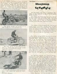 z racing motocross track manjimup cosy creek motocross speedwayandroadracehistory