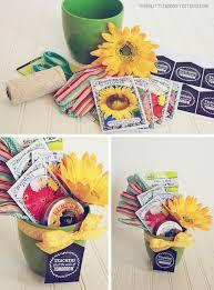 Gardening Basket Gift Ideas Five Easy Appreciation Gift Ideas Three Monkeys