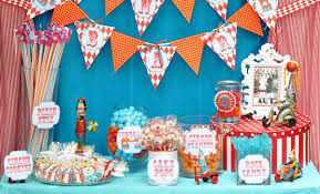 carnival themed party classic carnival birthday party guest feature celebrations at home