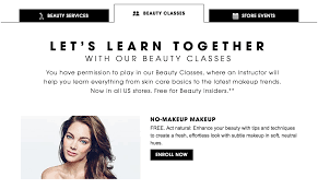 free makeup classes free makeup cles at sephora mugeek vidalondon