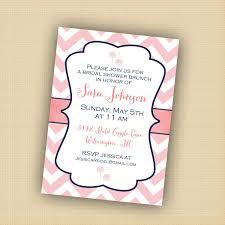 Invitation Card For Conference Sample Bridal Shower Luncheon Invitation Template Bridal Shower Invitations