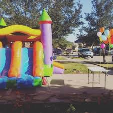 Houston Party Rentals Sky High Party Rentals 66 Photos U0026 51 Reviews Bounce House