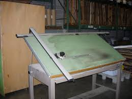 Vemco Drafting Table Used Print Equip Vemco 612 Drafting Rig