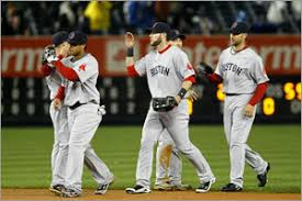 Yardwork Red Sox Indians Brawl - red sox christopher gasper s blog boston sports news boston com