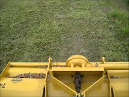 mowing with an older mott flail mower on a john deere 2020 youtube
