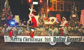annual christmas parade scheduled news harrisondaily com