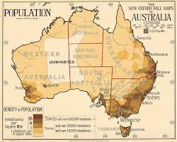 austrelia map but where is the green sheep maps put the in cartography