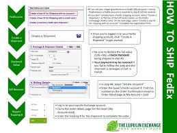 How To Ship A Desk How To Ship Fedex Lex Help Desk