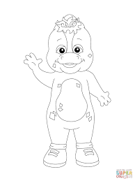 barney coloring sheets to printable and pages to print eson me