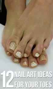 easy nail art for toes sweet cotton candy nail colors and designs easy nail art toe and