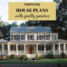 home plans with front porches pretty house plans with porches front porches porch and southern