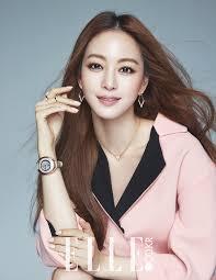 korean actress han ye seul elle magazine september 2015 photoshoot