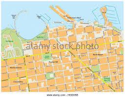 san francisco map detailed san francisco map stock photos san francisco map stock images