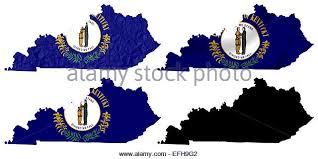 kentucky flag map kentucky state flag stock photos kentucky state flag stock