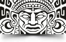 aztec tribal tattoo u20aa aztec tattoos u20aa aztec mayan inca tattoo