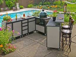 Outdoor Kitchen Cabinet Plans Outdoor Kitchen Plans With Fireplace