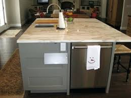Kitchen Island Outlet Ideas Kitchen Island With Electrical Outlet Pixelkitchen Co
