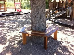 tree bench all things cedar canada