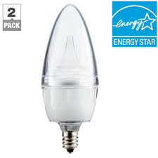g16 5 led light bulbs light bulbs the home depot