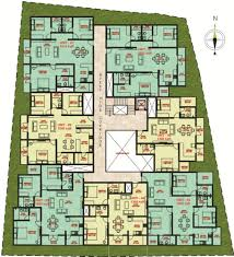 1300 sq ft 2 bhk 2t apartment for sale in nandi homes