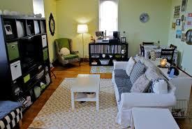 Living Room Tours - ikea living room apartment