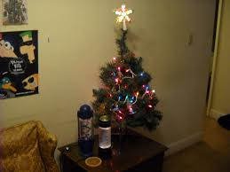decorations alternative tree small apartments and