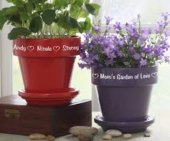 Painting Garden Pots Ideas Exciting Decorative Stones For Plant Pots Photo Design Inspiration