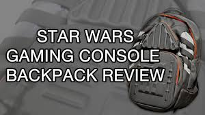 backpack black friday star wars gaming console backpack review from gamestop u0027s black