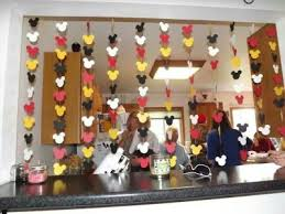 mickey mouse decorations mickey mouse birthday